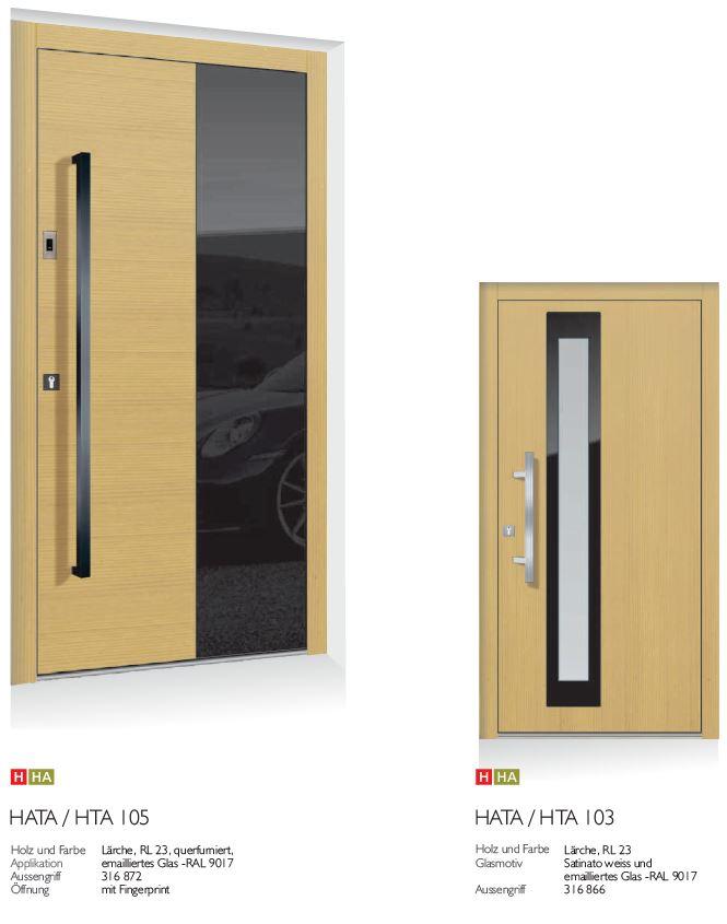 Alu Türen 5