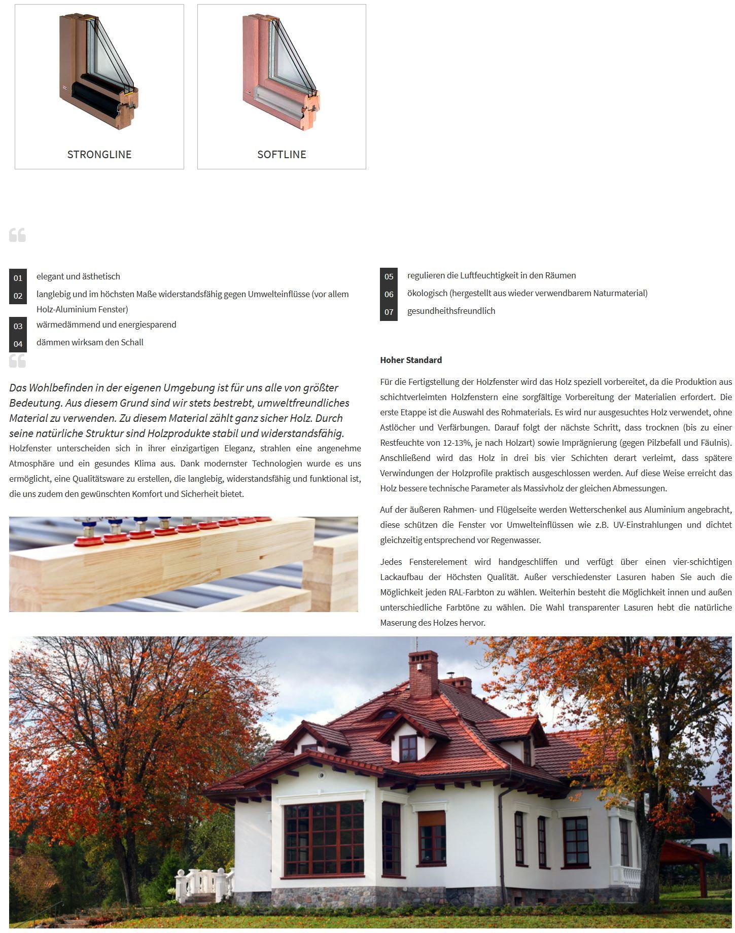 Holz Fenster 2