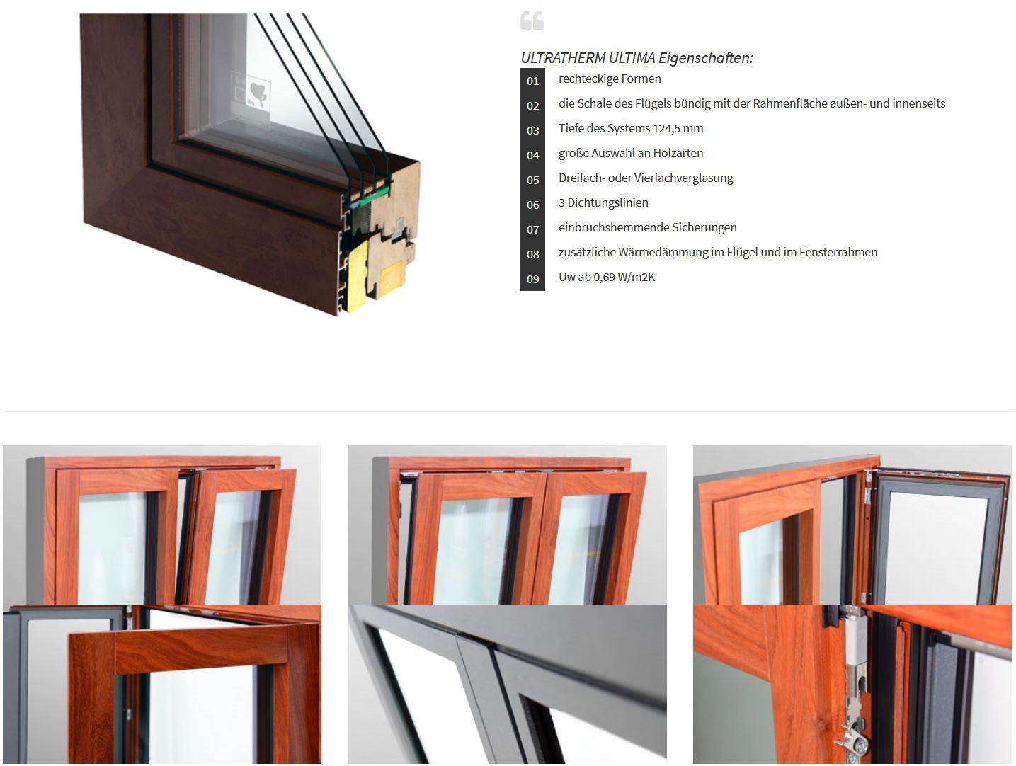 Holz Fenster 3