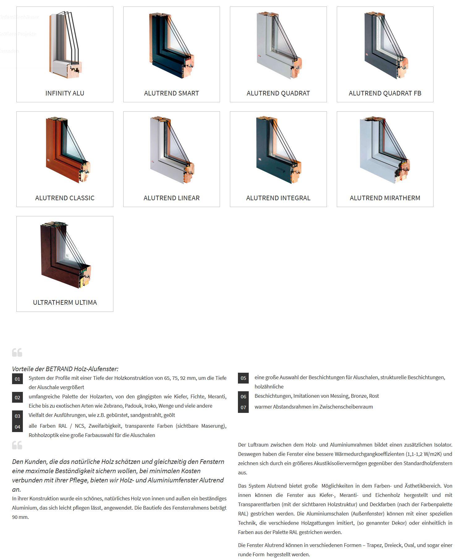 Holz Fenster 1